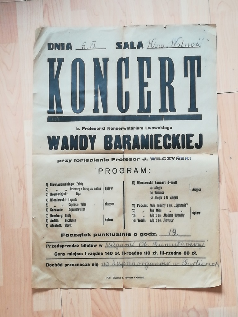 KONCERT Gorlice
