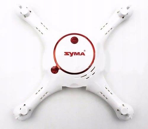 Obudowa górna i dolna do modelu Syma X5UW-D Syma