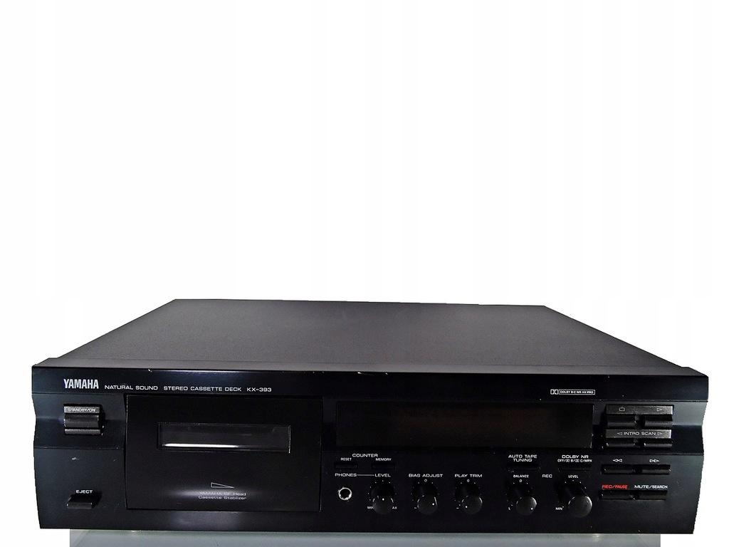 Magnetofon YAMAHA KX 393