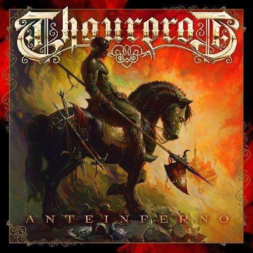 THAUROROD: ANTEINFERNO (CD)