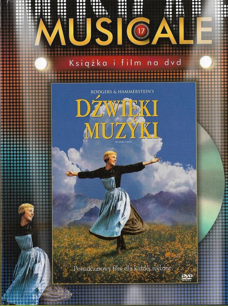 Dźwięki muzyki / J.Andrews DVD napisy PL