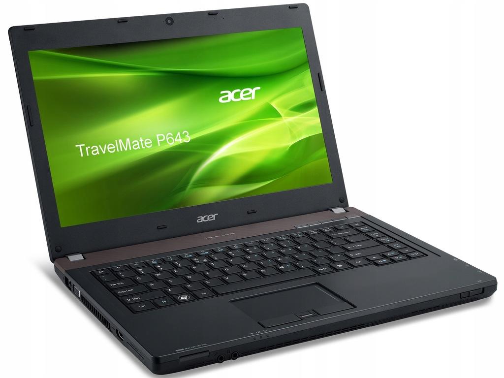 ACER P643-M i5 2x2.5GHz 6GB 500GB 14'' WIN7 ID60