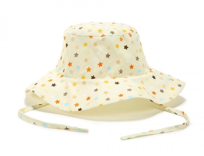 La Millou Kapelusz Safari Hat Little Stars