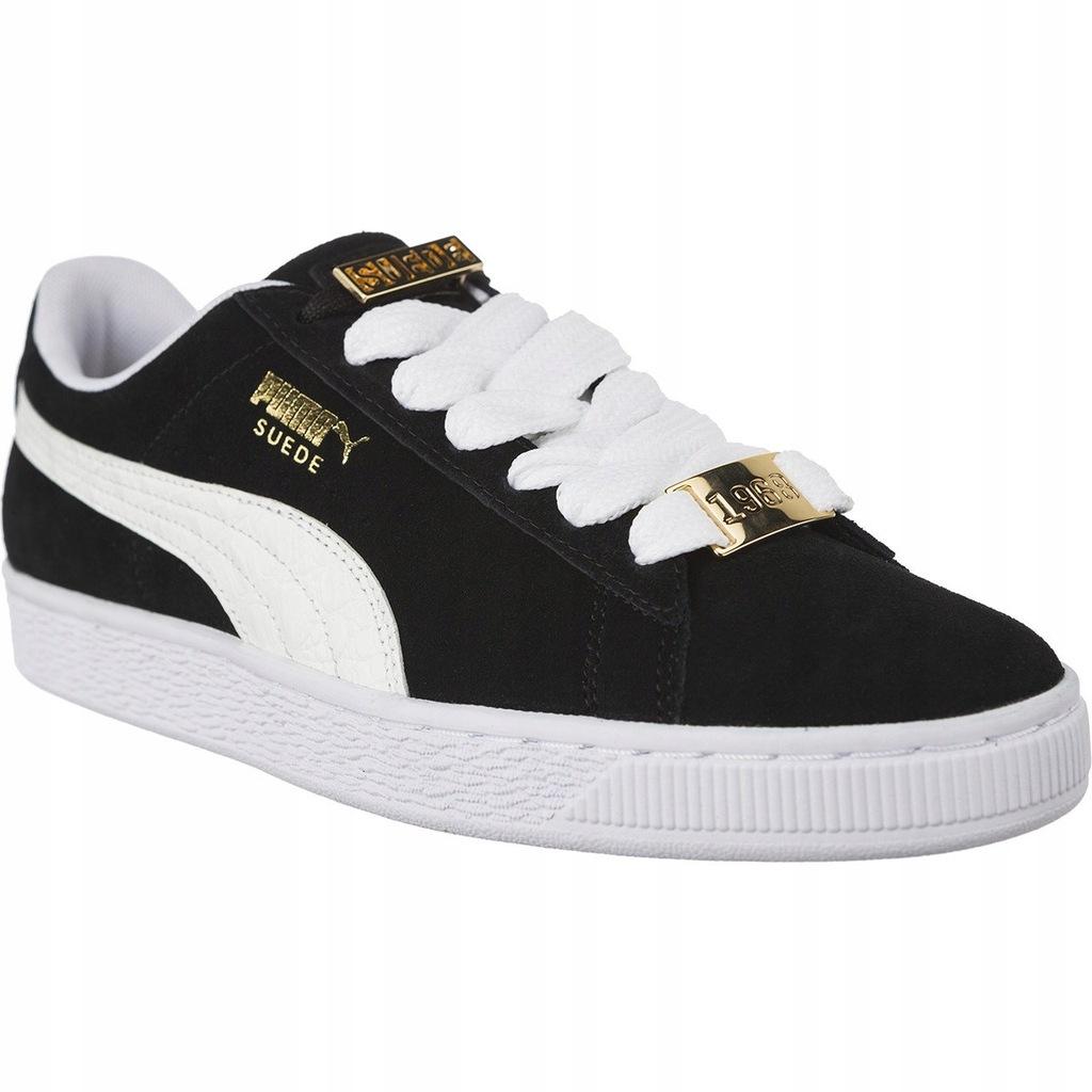 Uniseks Sneakersy PUMA SUEDE CLASSIC BBOY FAB [39]