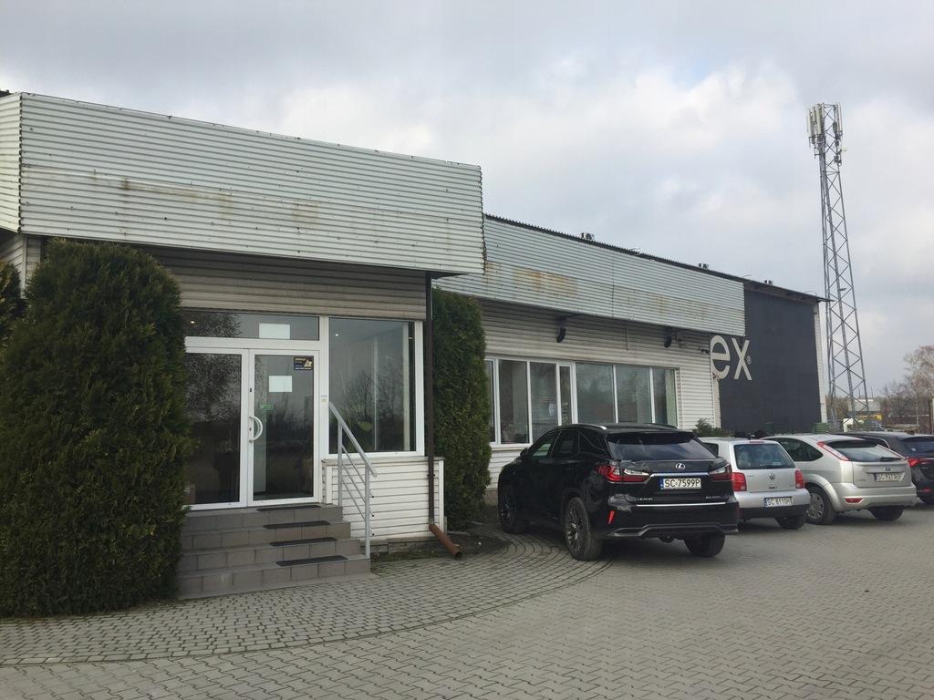 Hala magazynowo - produkcyjna Częstochowa