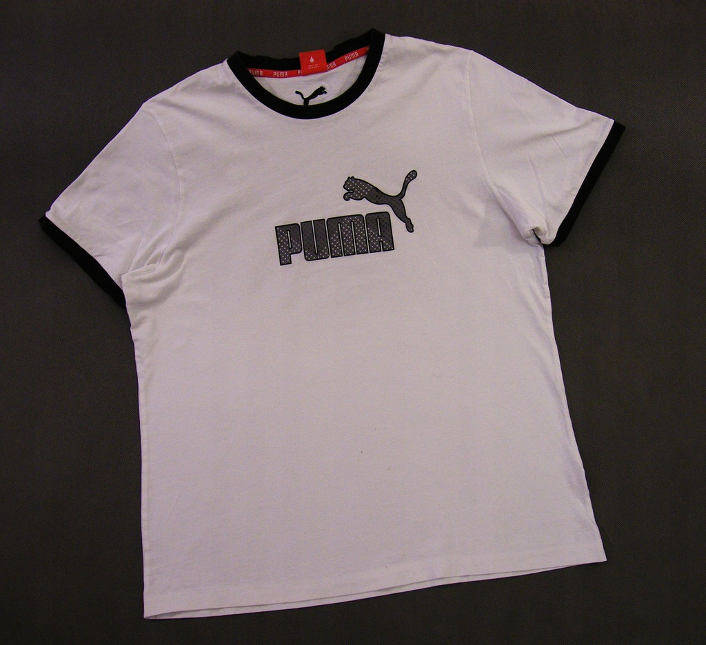 PUMA_Koszulka_T-shirt bawełna rozm. XL