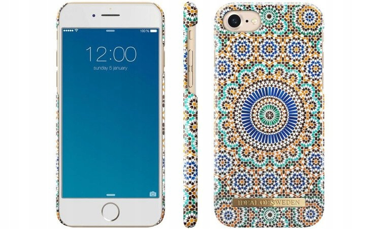 CASE ETUI IPHONE 6 / 6S / 7 / 8 MOROCCAN ZELLIGE