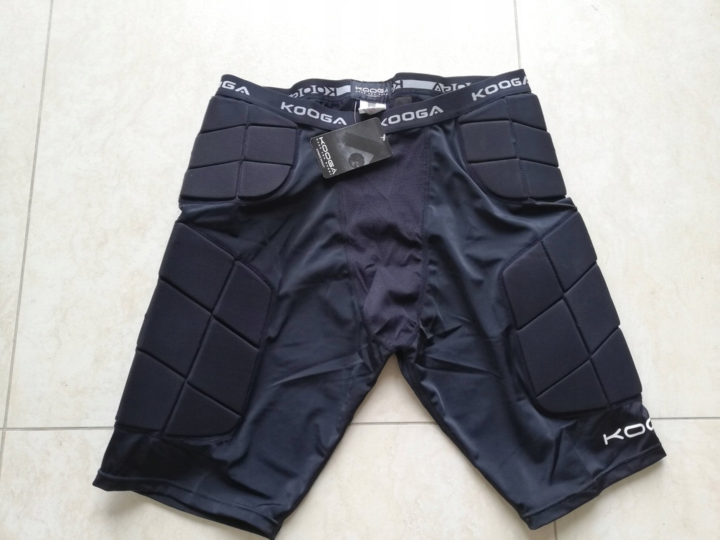 Kooga IPS Pro Shorts Rugby Body Armour 3XL