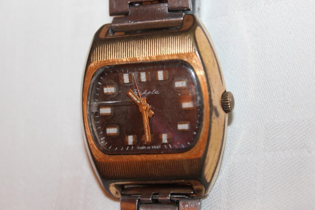 RAKIETA radziecki zegarek męski