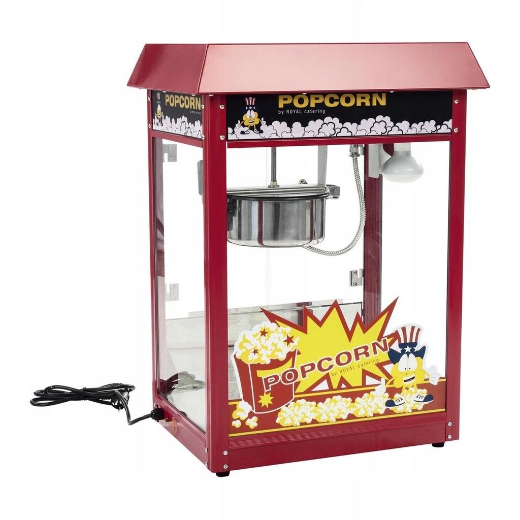 Maszyna urządzenie do produkcji PopCornu TEFLON 4-