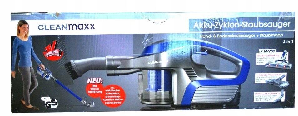 cleanmaxx odkurzacz pionowy