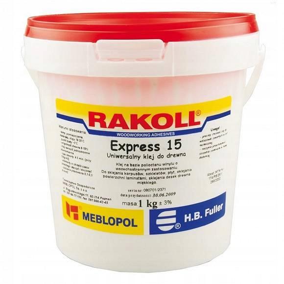 KLEJ RAKOLL EXPRESS 15 - 5kg