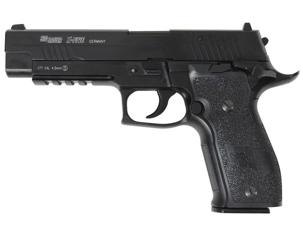 Wiatrówka Cybergun Sig Sauer P226 X-Five 4,5mm