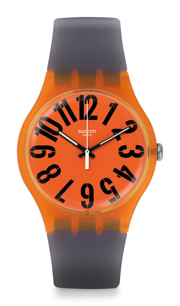 Zegarek Swatch LARANCIO SUOO103 New Gent
