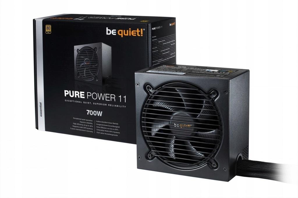 Zasilacz Pure Power 11 700W 80+ Gold BN295