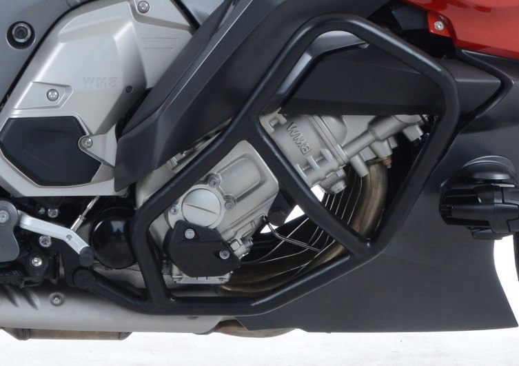 GMOLE R&G BMW K1600 GT / GTL / GT SE BLACK