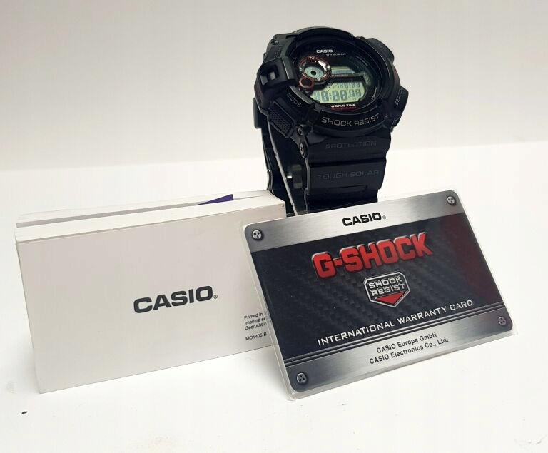 ZEGAREK CASIO G-SHOCK G-9300