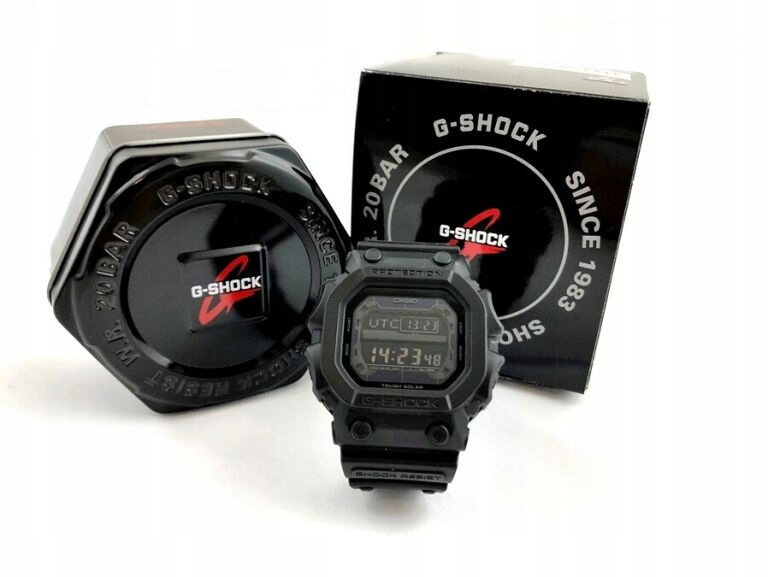 ZEGAREK CASIO G-SHOCK GX-56BB-1ER