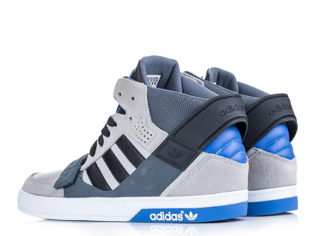 Buty męskie Adidas Hard Court Q22069 r.42D2 8484774246