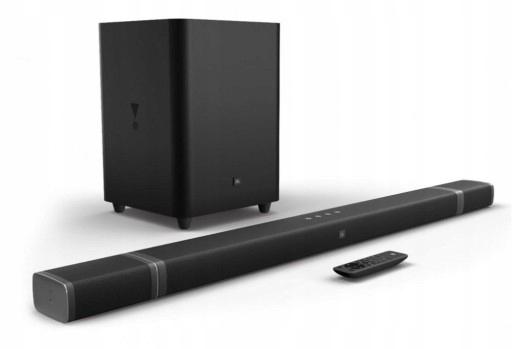Głośnik Bluetooth 5.1 JBL Bar 5.1 czarny