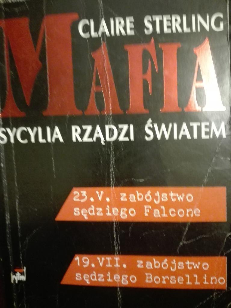 R/ STERLING Mafia Sycylia rządzi światem 2obieg