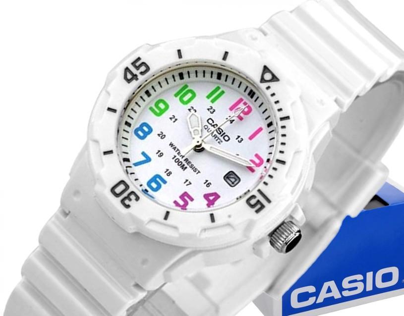 Zegarek CASIO dziecięcy dla dziewczynki na KOMUNIĘ