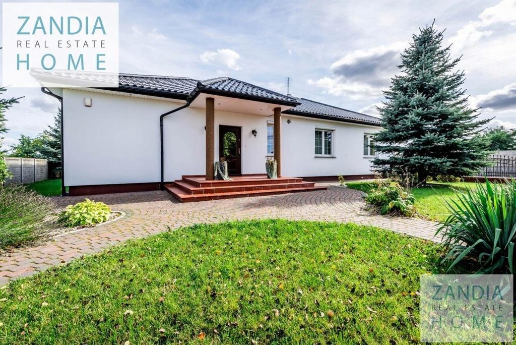 Dom Ryczywół, obornicki, 150,00 m²