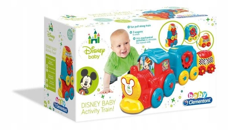 Pociąg Baby Disney