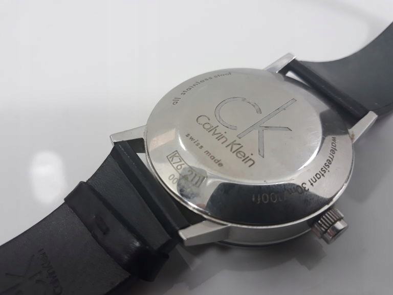 zegarek calvin klein k76 211
