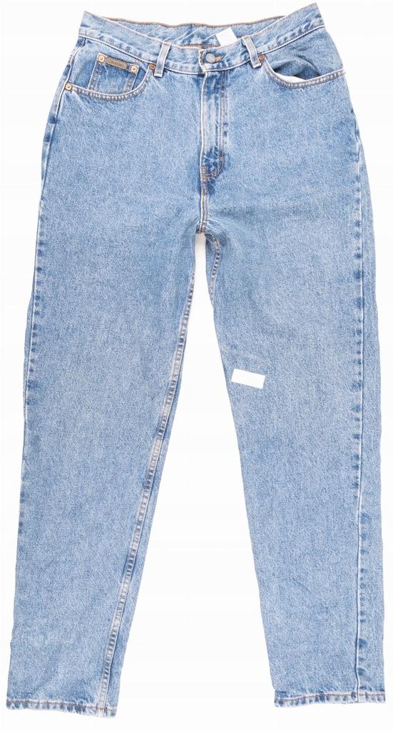 Calvin Klein Spodnie Jeansowe Męskie 001