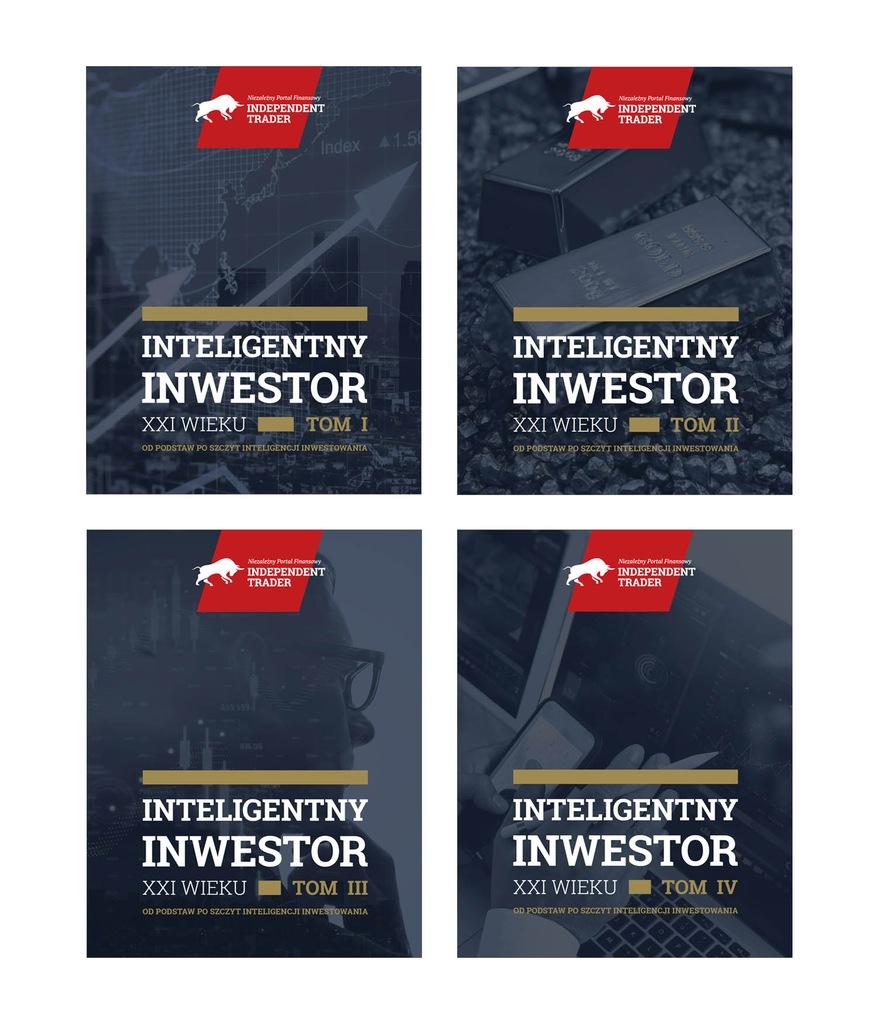 Inteligentny Inwestor Xxi Trader21 Czarek Gluch 8850103592 Oficjalne Archiwum Allegro