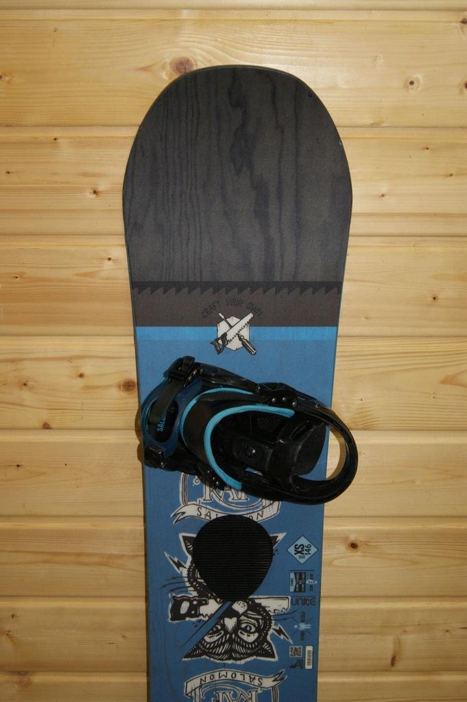 2015 Deska snowboardowa SALOMON CRAFT SX 146 cm