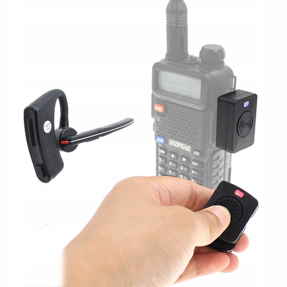 Zestaw słuchawkowy Bluetooth do Baofeng UV5R UV82