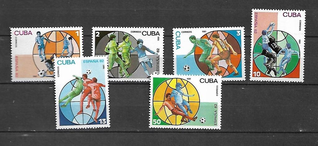 MUNDIAL KUBA MI.2540-2525**