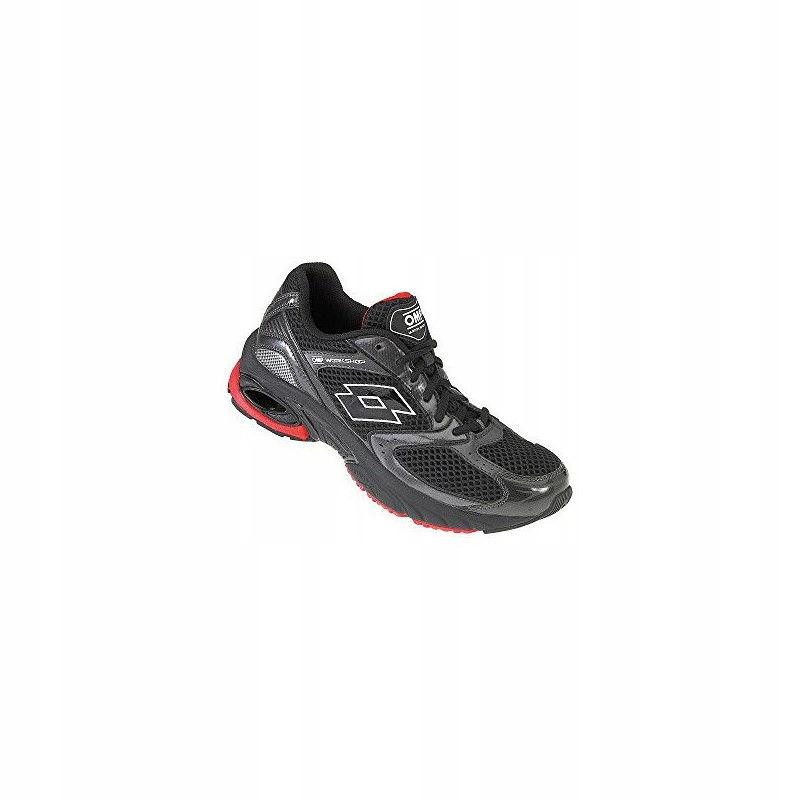 Safety Footwear OMP Lotto ORC3404073 Czarny/Czerwo