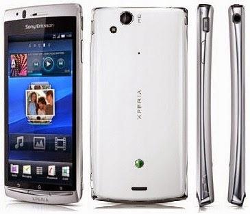 Sony Ericsson Xperia Arc S Lt18i White 8906031818 Oficjalne Archiwum Allegro