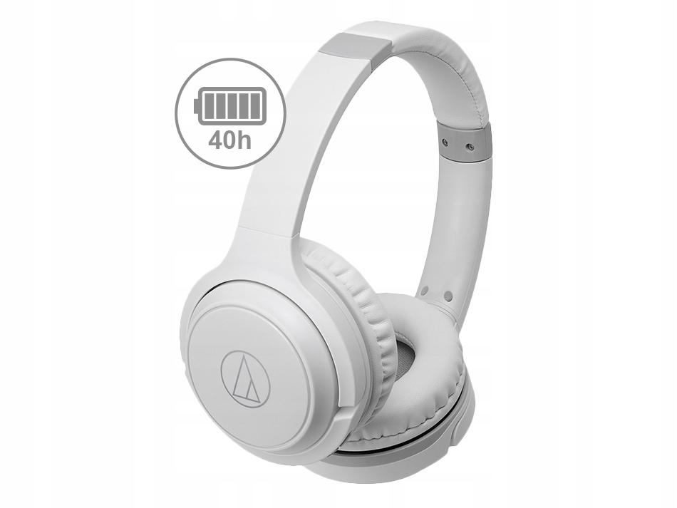 Słuchawki Audio-Technica ATH-S200BT BIAŁE