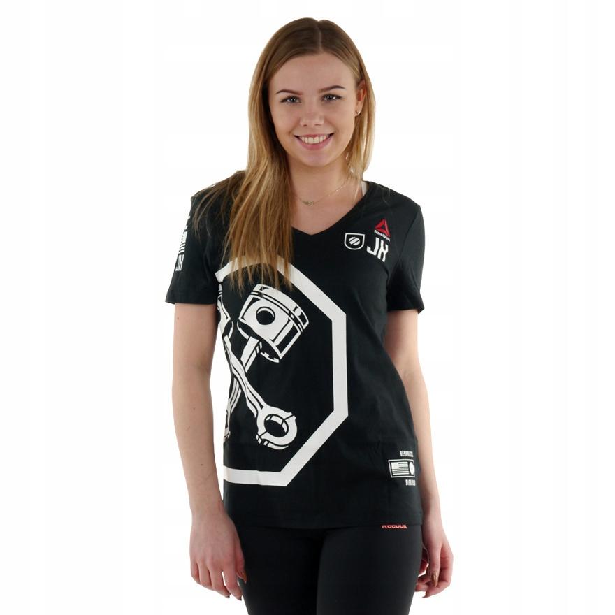 Koszulka sportowa Reebok UFC Combat 100% bawełna