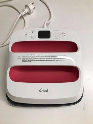 Prasa Termiczna Cricut Easy Press