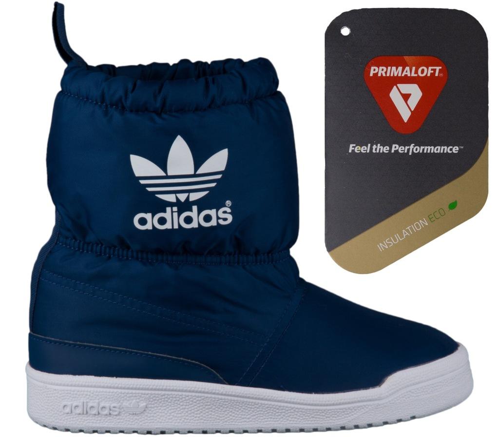 Buty dziecięce adidas slip on boot śniegowce r 29 Zdjęcie