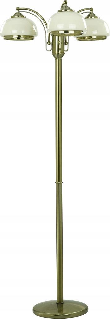 LAMPA PODŁOGOWA ALFA LORD 3X60W E27 10449