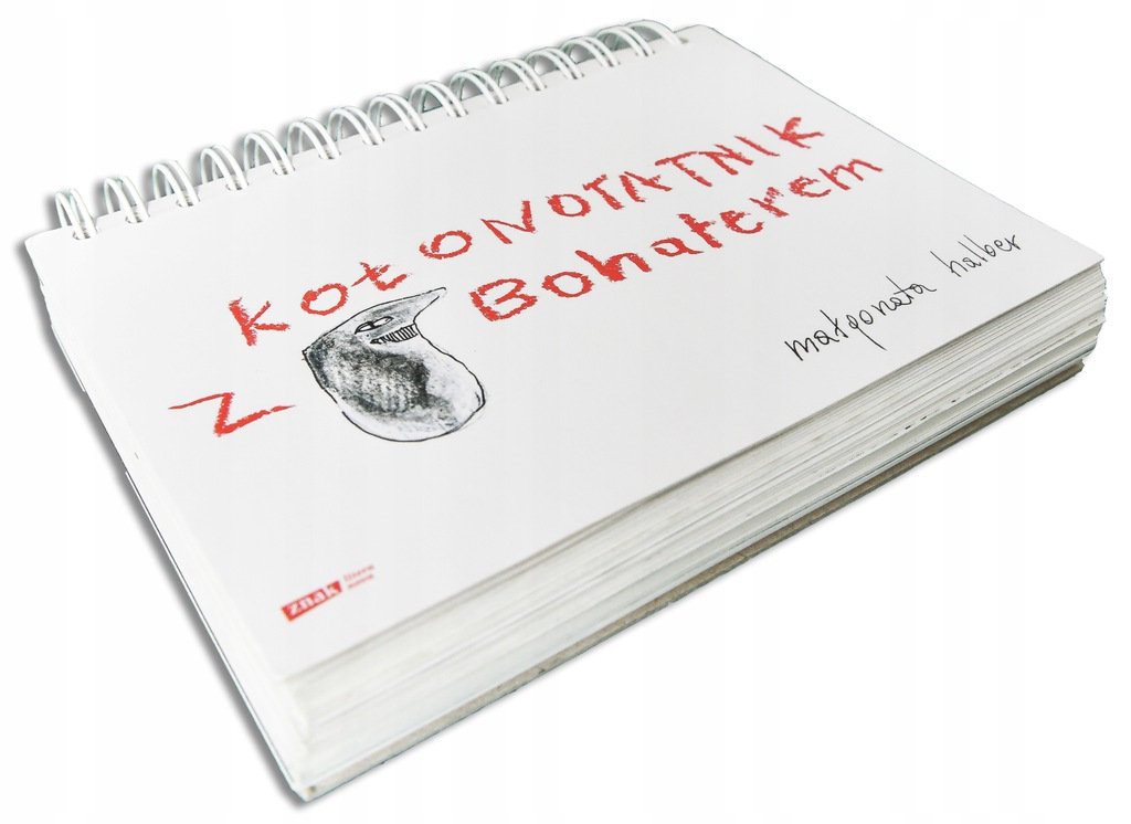 Malgorzata Halber Kolonotatnik Z Bohaterem 9384301178 Oficjalne Archiwum Allegro