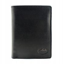 Męski skórzany portfel RFID EL FORREST