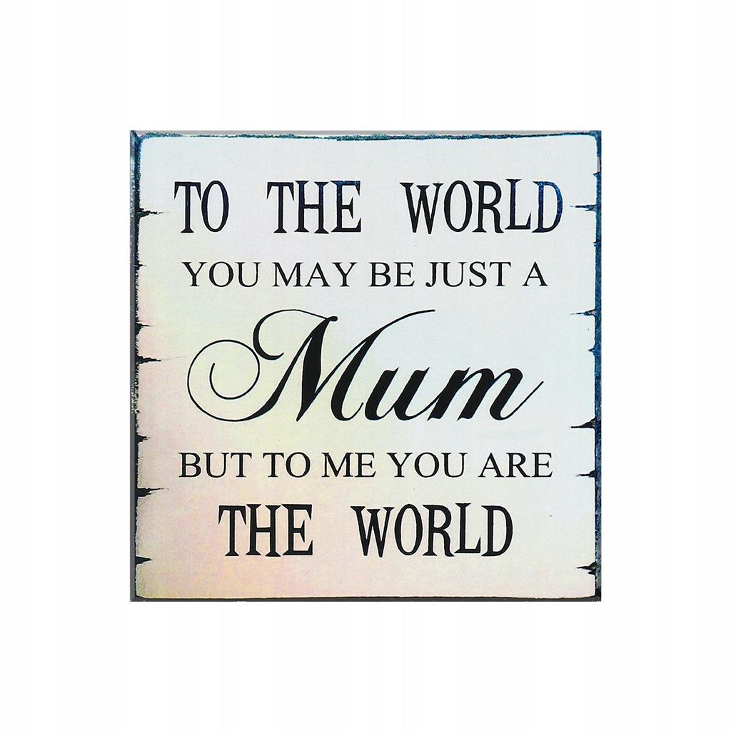 OULII MUM Dzień Matki Urodziny na Boże Narodzenie