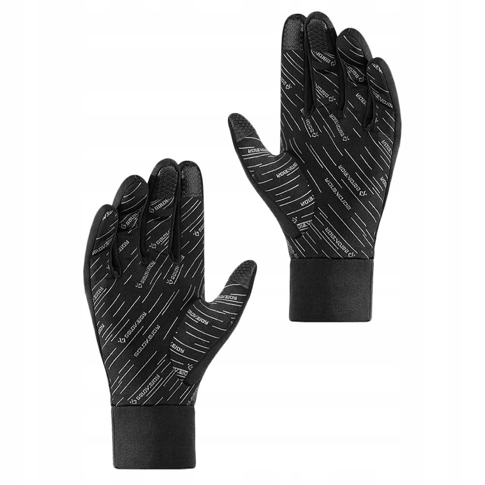 1 para przenośnych rękawiczek zimowych Rękawice