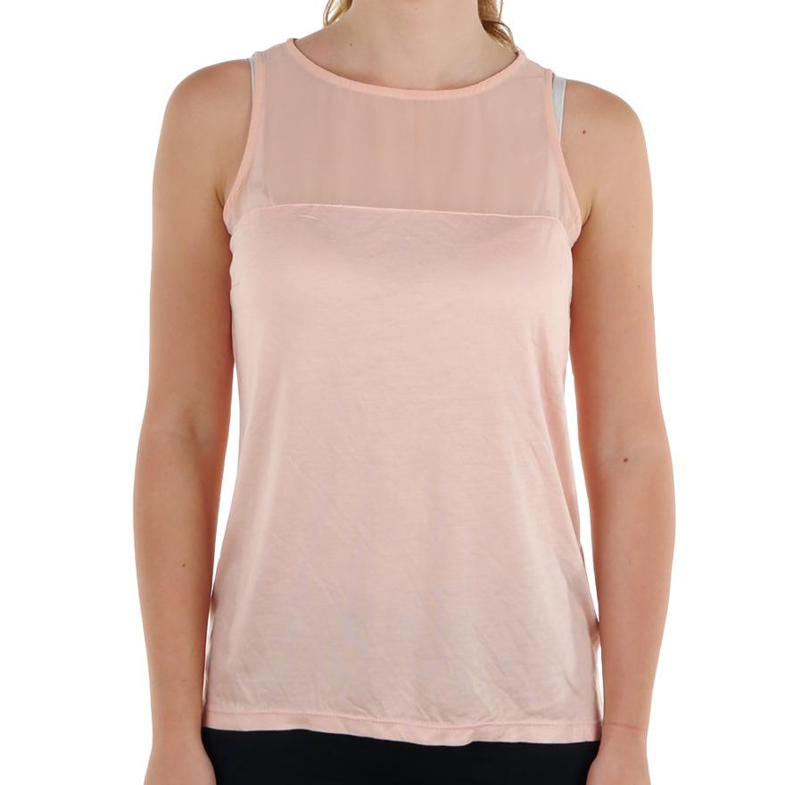 Koszulka Adidas NEO Ribbed Tank damska top bawełniany w