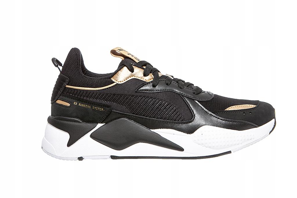 Sneakersy PUMA Rs X Trophy 369451 01 Puma BlackPuma Team Gold