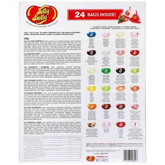Jelly Belly Kalendarz Adwentowy Fasolki 9896205085 Oficjalne Archiwum Allegro