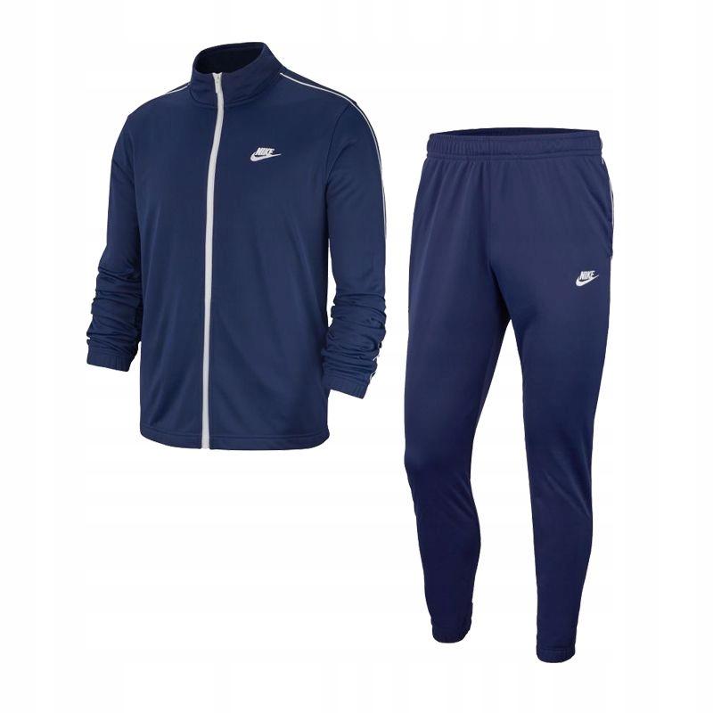 Dres Nike NSW Basic M BV3034-410 S