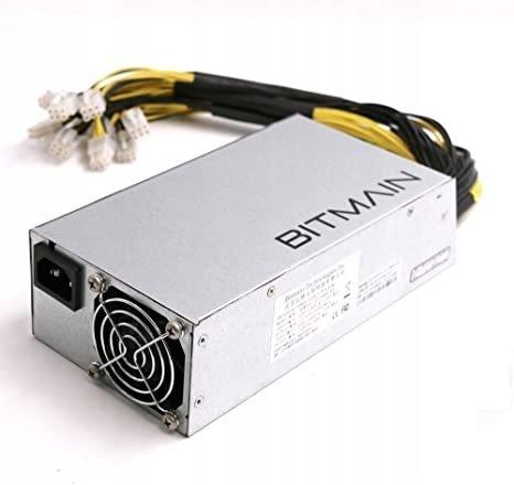 [Używany] Bitmain AntPower APW3++ 1600W!